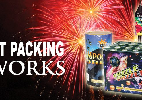 Bonfire night, Contract Packing for Bonfire night