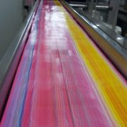 Co-packer flow wrapping, Flow Wrap