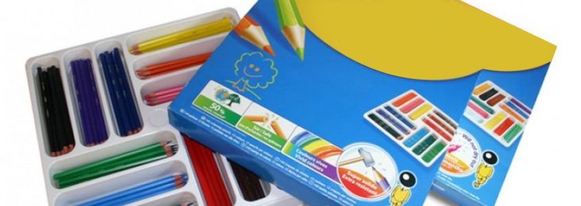 Stationery Contract Packing