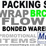 Contract packers, HMRC Bonded packers