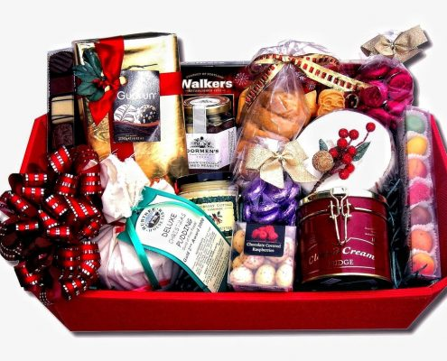 Christmas Hamper Packing, Christmas Hamper contract packing