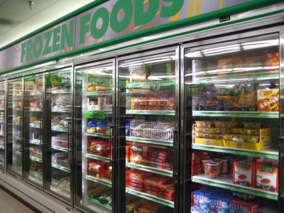 Frozen and Chilled food contract packing packers