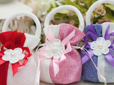 wedding sweets bags